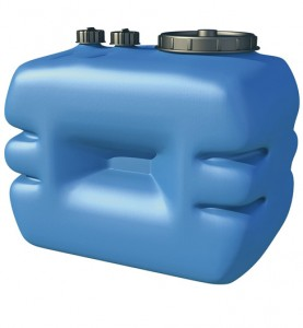 Contenedor de 1000 litros con grifo