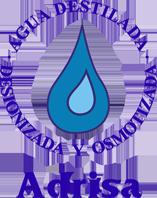 Agua Destilada Logo